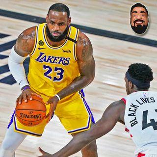 Analisando os primeiros jogos da NBA na Bolha - Na Tábua #19