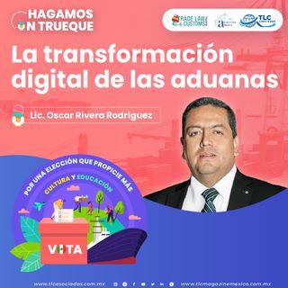 Episodio 211. La transformación digital de las aduanas