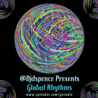 DJ Spence Presents Global Rhythms: #Angola
