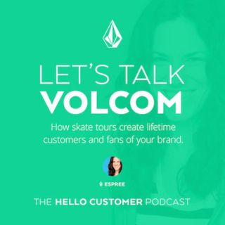 Customer First @ Volcom: from sports brand to popular culture
