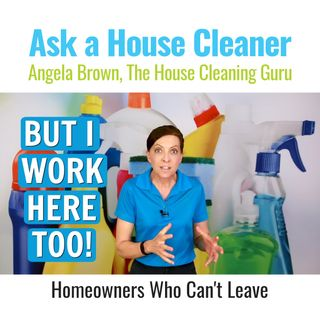 Why I Don't Clean My Own House - Homeowners Who Can't Leave