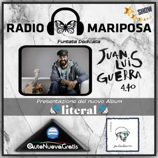 91esima Puntata Juan Luis Guerra 4.40, Presentazione del Nuovo Album LITERAL