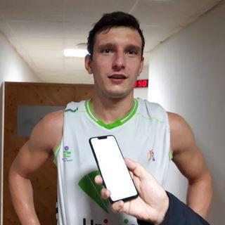 """Jan Svandrlik, jugador de BK Opava: """"No se lo vamos a poner fácil"""""""