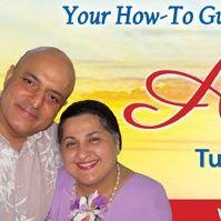 Alive and Shine Show Aadil and Savitri!