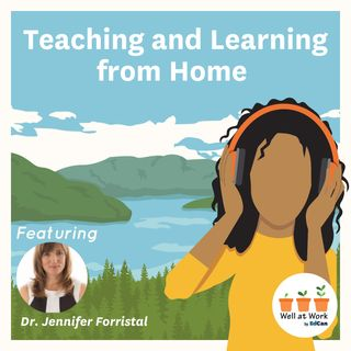 Teaching and Learning from home ft. Jennifer Forristal