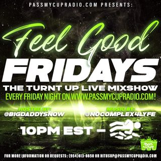 Feel Good Friday OTR By: @Bigdaddysnow