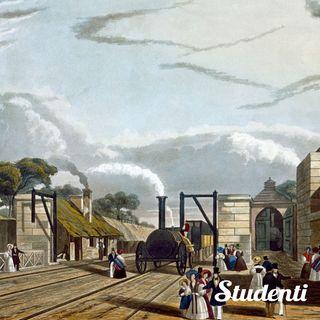 Storia - La prima Rivoluzione industriale