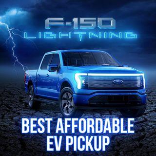 110. Ford F-150 Lightning Reveal | The Best Affordable EV Pickup Truck?