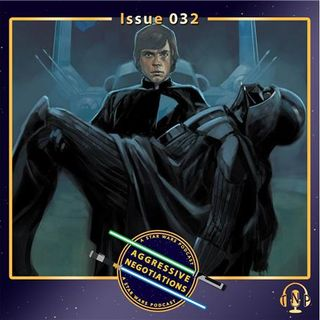 Issue 032: Who Is Luke Skywalker?