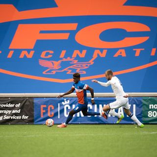 Queen City Soccer Podcast: FC Cincinnati Show, US Open Cup Talk