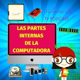 LAS PARTES INTERNAS DE LA COMPUTADORA 👩💻📀| La Computadora y sus Partes Internas 🖥