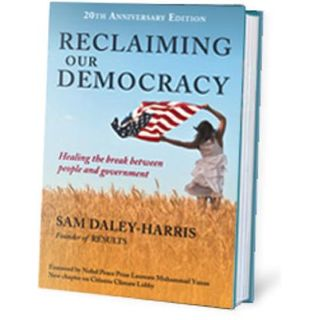 Reclaiming Our Democracy w/ Sam Daley-Harris on A Better World w/ Mitchell Rabin