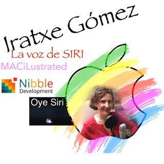 SiRI, Iratxe Gómez