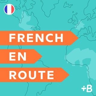 French en route