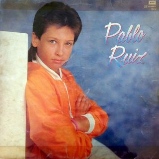 Especial Pablo Ruiz. Album Pablo Ruiz