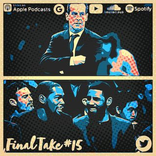 Final Take #15: Irving, KD, and Jordan's impact on Nets' decidion to fire Kenny Atkinson