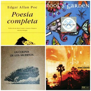 Episodio 29: De Edgard Allan Poe a Ryan Adams