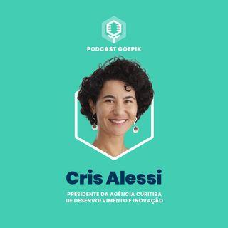 35. [Cris Alessi, Agência Curitiba de Inovação] – Curitiba e seu potencial para inovação