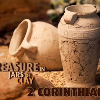 Treasures In Jars Of Clay 1/Salvation Hour; Ampofo Da-Rocha