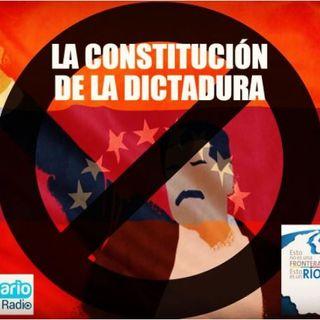 La constitución de la Dictadura