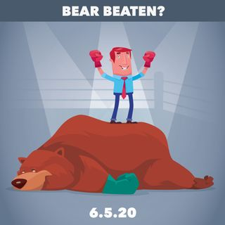 What Bear Market?