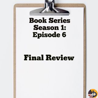 Season 1: Episode 6 - Book Review - Alpha & Know-It-All Masks