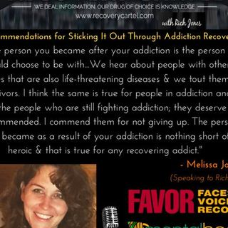 Boundary Setting in Addiction Recovery: Melissa & Rich Jones The Recovery Cartel