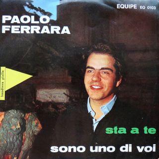 Paolo Ferrara - Sono uno di voi