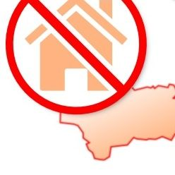 Ocupación de obras ilegales en Andalucía