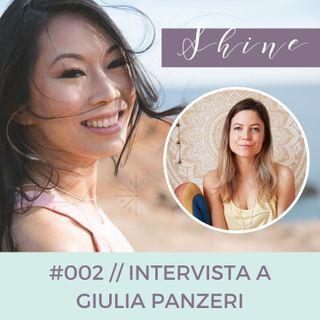 002 // Come Fare i Primi Passi nel Business, con Giulia Panzeri.