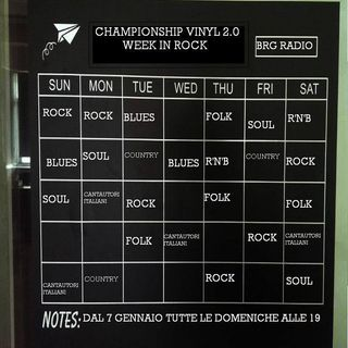 858 - Championship Vinyl - Week in Rock 2.4