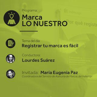 Marca SupGroup - Entrevista a José Jarita Gómez por María Eugenia Paz el día 24-04-19