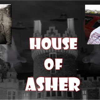 House of Asher episode 31 Friday the 13th, and  Pittsburgh weirdness with Mike Psyche.