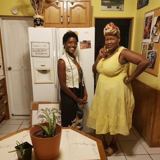 Episode 59: Dail Chambers and Treasure Shields Redmond on the Fannie Lou Hamer House