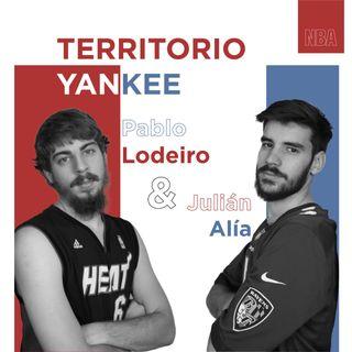 Podcast Territorio Yankee #3: Lebron y Harden imponen su ley