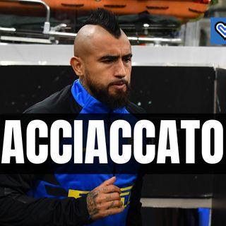 Infortunio Vidal, le ultime: dubbio Lazio con vista derby