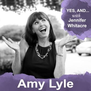 Amy Lyle: Finding 'The Funny' In Failures