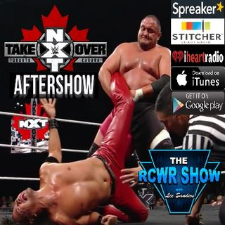 WWE NXT Takeover: Toronto Canada Aftershow