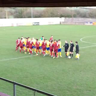Paulton Rovers v Taunton Town 1st Half