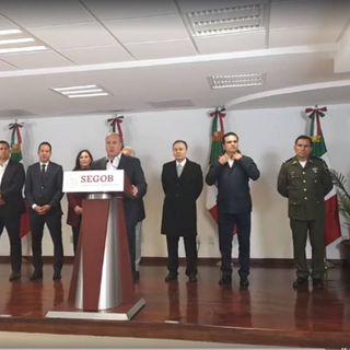 Gobernadores apoyan plan contra el huachicoleo