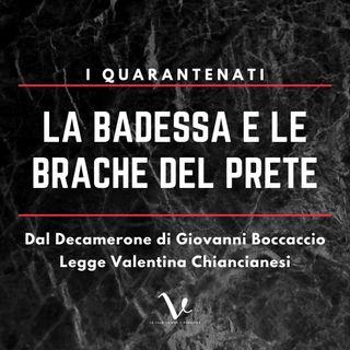 La Badessa e le Brache del Prete - Dal Decamerone di Giovanni Boccaccio