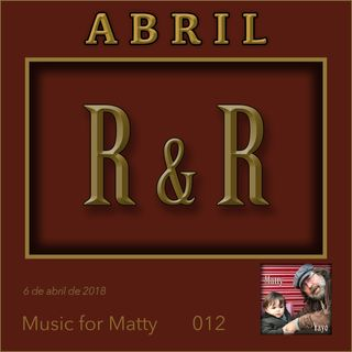 Abril - Rock and Roll mil