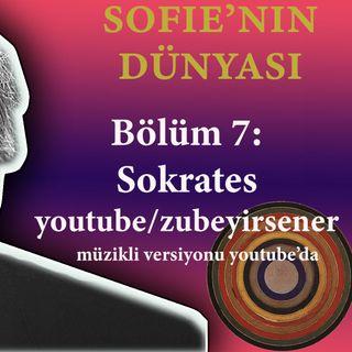Sesli Kitap - Sofie'nin Dünyası - 7. Bölüm: Sokrates