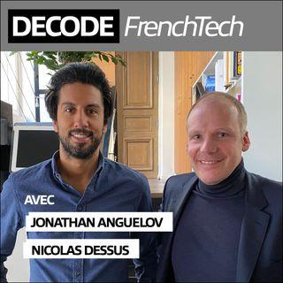 Le FrenchTech 120 vu par Nicolas Sordet et Jonathan Anguelov