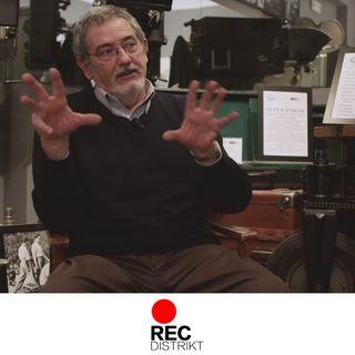 Daniele Nannuzzi - il mestiere dell'Autore della Fotografia Cinematografica