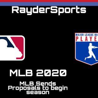 Mlb 2020 Proposal