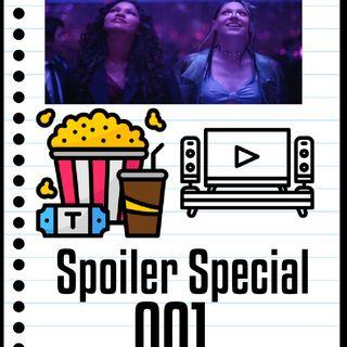 SPOILER SPECIAL #001: Euphoria Stagione 1 ed Episodi speciali 1 e 2