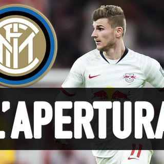 Werner cambia idea: l'entourage apre all'Inter