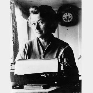 Margarete Buber-Neumann, Schriftstellerin (Todestag 06.11.1989)
