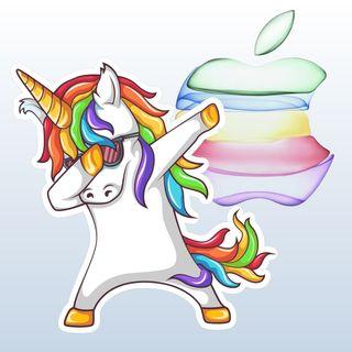 Anche gli unicorni cagano arcobaleni (Chinotto Apple settembre 2019) REMINDER